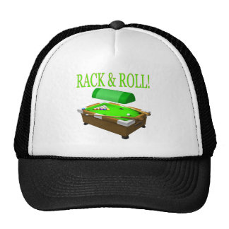 Rack And Roll Mesh Hats
