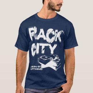 Rack City Design - White T-Shirt