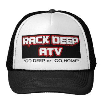 Rack Deep Atv Apparel & Accesories Cap