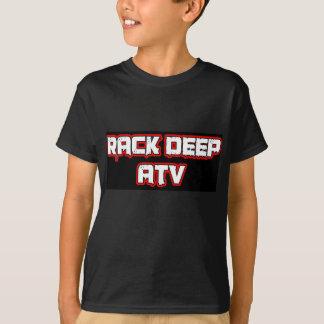 Rack Deep Atv Apparel & Accesories T-Shirt
