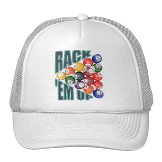 Rack Em Up Cap