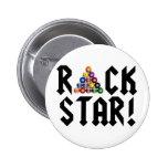 Rack Star! Pin