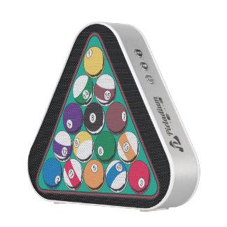 Racked Billiard Balls Bluetooth Speaker