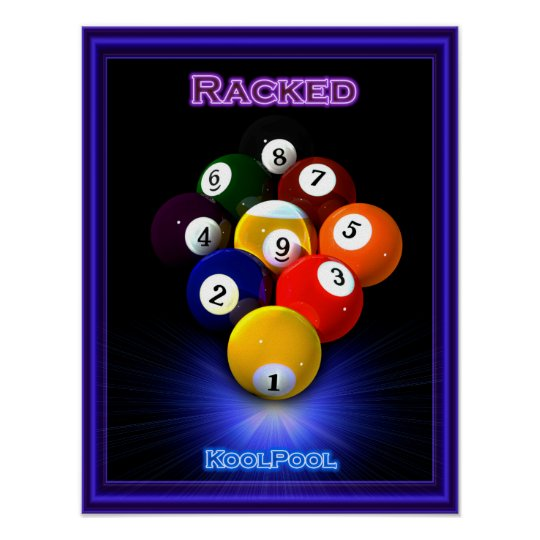 Racked Poster