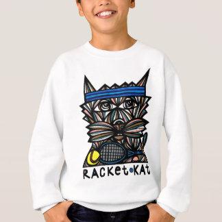 """""""Racket Kat"""" Boys' Sweatshirt"""