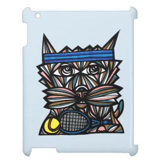 """""""Racket Kat"""" iPad/iPad Mini, iPad Air Case Cover For The iPad"""