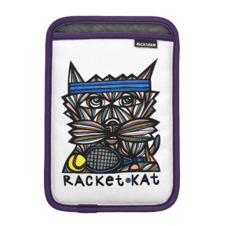"""Racket Kat"" iPad Mini Soft Case"