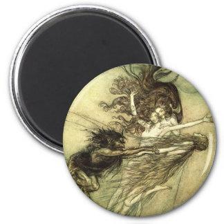 Rackham s Rhinegold Fridge Magnet