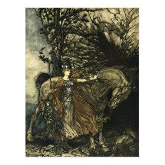 Rackham s Valkyrie Postcards