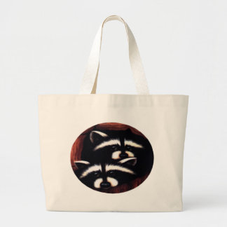 racoon Bag (Red)