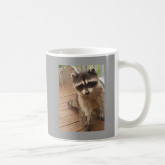 Racoon lovers coffee mug