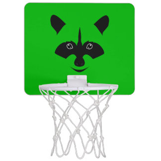 Racoon Mini Basketball Hoop