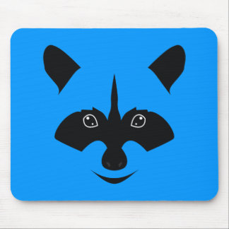 Racoon Mouse Mat