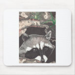 Racoon Mouse Mats
