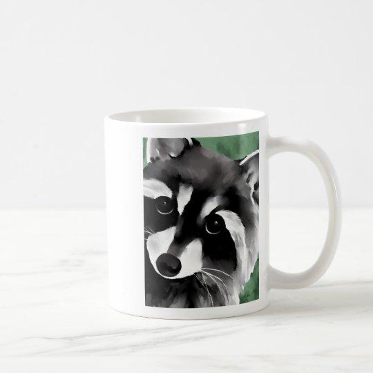 Racoon Mugs