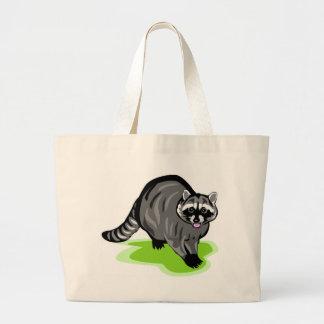 Racoon png bag