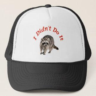 Racoon Trucker Hat