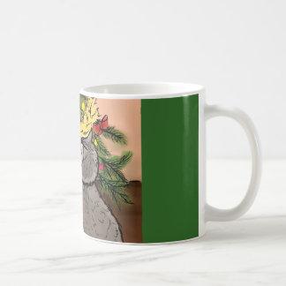Racoons love Shiny Things Coffee Mug