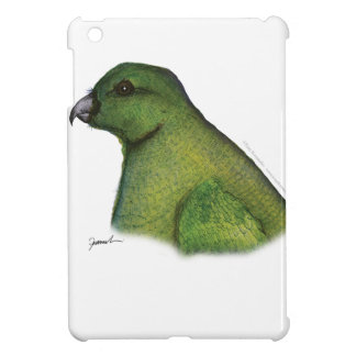 racquet tailed parrot, tony fernandes cover for the iPad mini