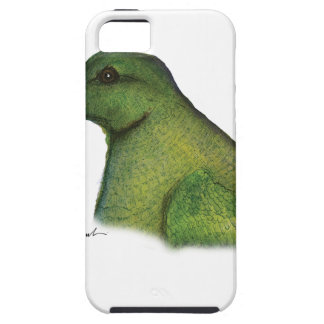 racquet tailed parrot, tony fernandes iPhone 5 case