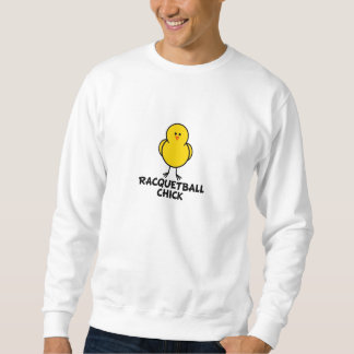 Racquetball Chick Sweatshirt