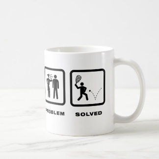 Racquetball Coffee Mug