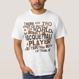 Racquetball Player Gift T-Shirt