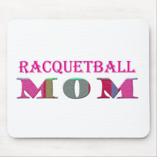 RacquetballMom Mouse Pads