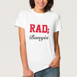 RAD;Bangin T-shirts