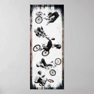 Rad Bike Air 2, Copyright Karen J. Williams Posters