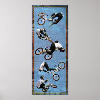 Rad Bike Air, Copyright Karen J. Williams Posters