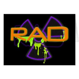 Rad Card