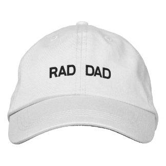 Rad Dad  Adjustable Hat Baseball Cap