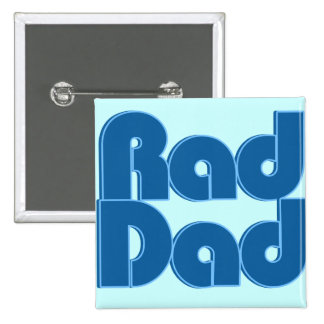 Rad Dad Buttons