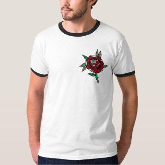 Rad // Flower Ringer Shirt. T-Shirt