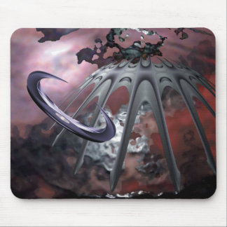 RAD Nest - Alien Mousepad