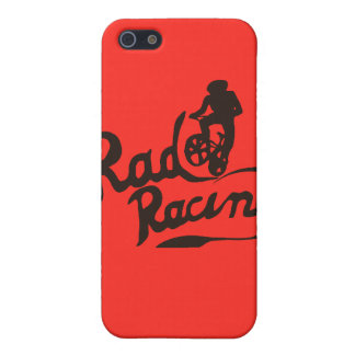 rad racing iPhone 5/5S cover