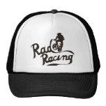 rad racing trucker hat