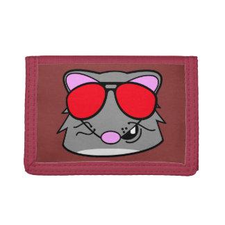 Rad Rat Tri-fold Wallets