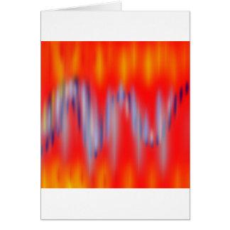 Rad Rays Greeting Card