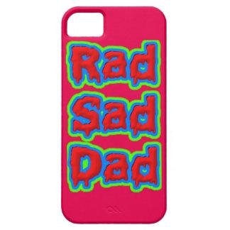 Rad Sad Dad Club iPhone 5 Covers