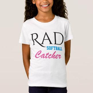 Rad Softball Catcher T-Shirt