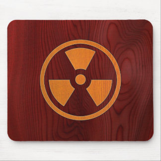 Rad Wood Mouse Pad