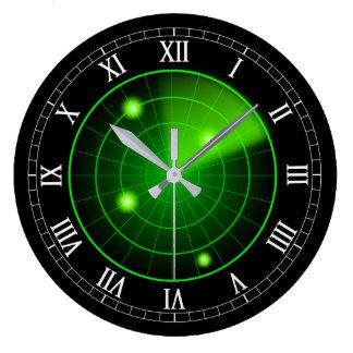 Radar Clocks