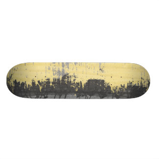 Radar II Custom Skate Board