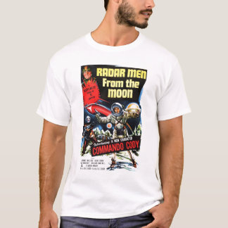 """Radar Men from the Moon"" Tee Shirt"