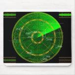radar mouse mat