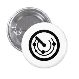 Radar Pictogram Button