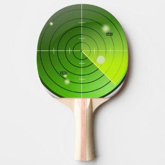 Radar Ping Pong Paddle