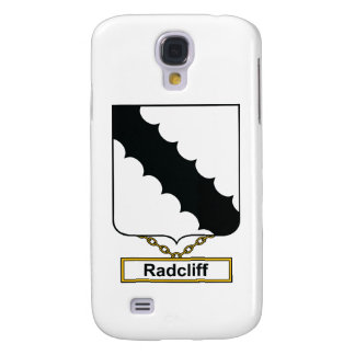 Radcliff Family Crest Samsung Galaxy S4 Cases